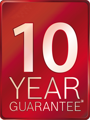 Timbertherm 10 Year Guarantee